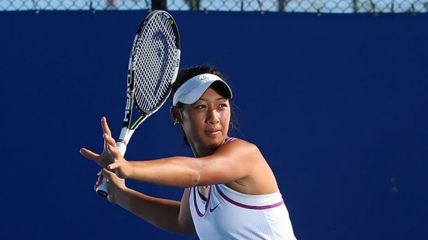 Priscilla Hon has won a wildcard entry for the Brisbane International.