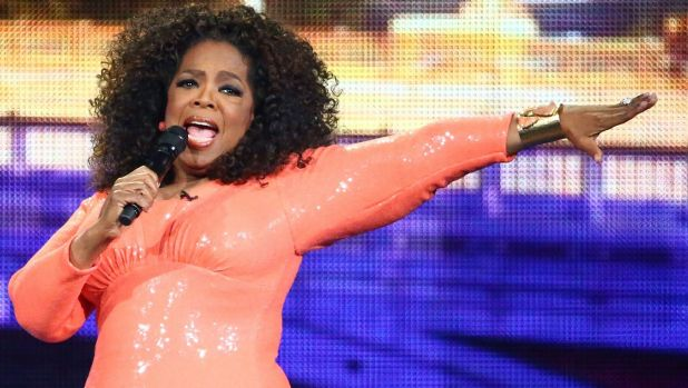 For future reference guys, this is Oprah Winfrey.