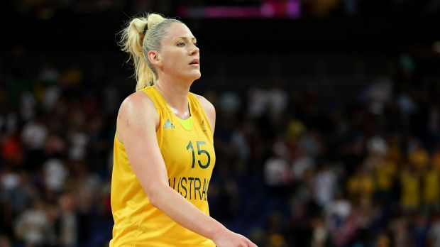 Lauren Jackson has been picked in an extended Australian Opals squad despite her injury woes.