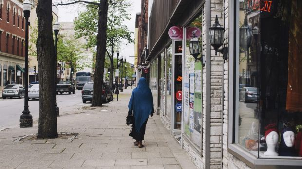 The Somali community and its family-run shops have helped re-energise run-down Lisbon Street in Lewiston, Maine, and the ...
