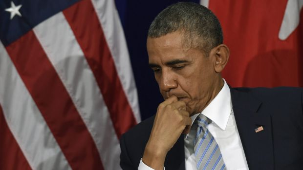 Determined to do something about gun crime: President Barack Obama faces huge resistance from the US gun lobby.