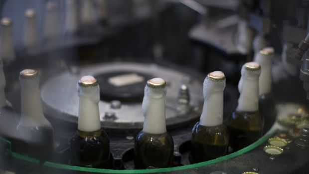 Abnormally high levels yeast can turn a stomach into a brewery.