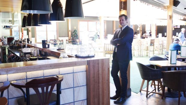 Mosman publican Ben Lawler, who is refurbishing his hotel, says customers are expecting more and more from their ...