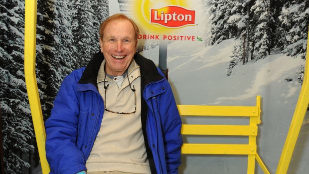 Wayne Rogers at Sundance in Park City in January 2013.