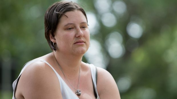 Melissa Holm says her daughter Imojen's lifeline to the outside world, her mobile phone, was stolen as she watched New ...