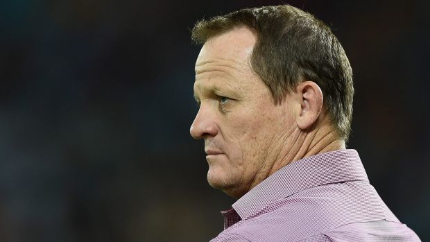Fresh challenge: incoming Queensland coach Kevin Walters.