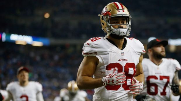 Facing competition: Jarryd Hayne.
