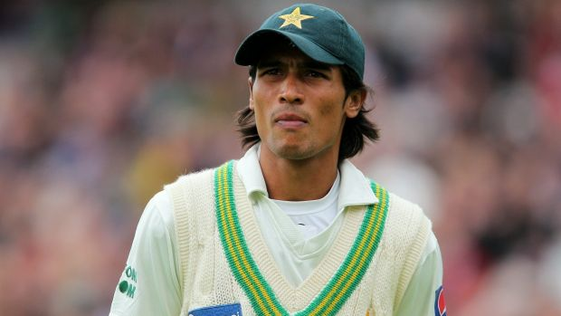 Second chance: Pakistan's Mohammad Amir has been selected to play against New Zealand after completing a five-year ban ...