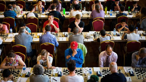 The competition is the first event celebrating the Melbourne Chess Club's 150th year.