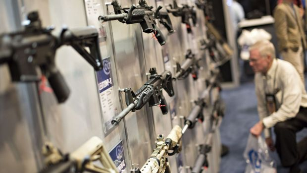 The push to control gun sales will be fiercely resisted in the US, where the right to bear arms is often considered ...