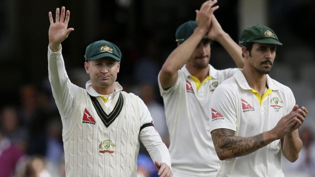 Michael Clarke's retirement was among the neatest anti-climaxes of 2015.