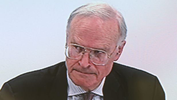 Royal commissioner Dyson Heydon said a volume of his report neeed to be confidential to protect witnesses.