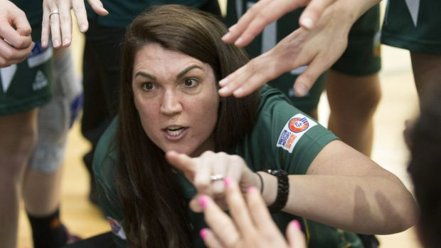 Rangers coach Larissa Anderson is expecting an intense contest.