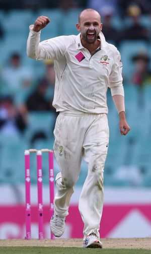 Nathan Lyon could play in the ODI at Manuka Oval, where he used to be a greens keeper.