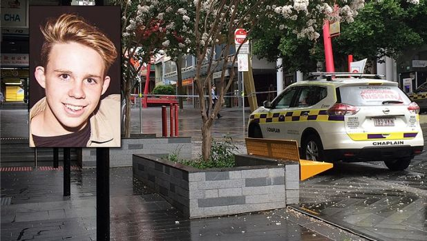 Cole Miller died after a being attacked in Fortitude Valley.