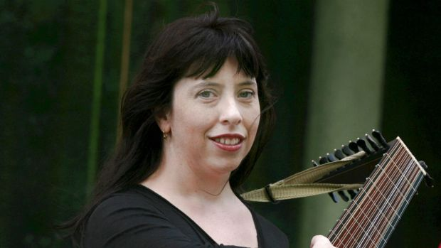 Lute player Rosemary Hodgson's skills have been on show at the Peninsula Summer Music Festival.