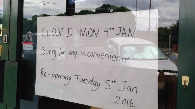 Best Choice Bakery and Cafe was closed after tragedy struck when one of the bakery's vans was swept away in floods, ...