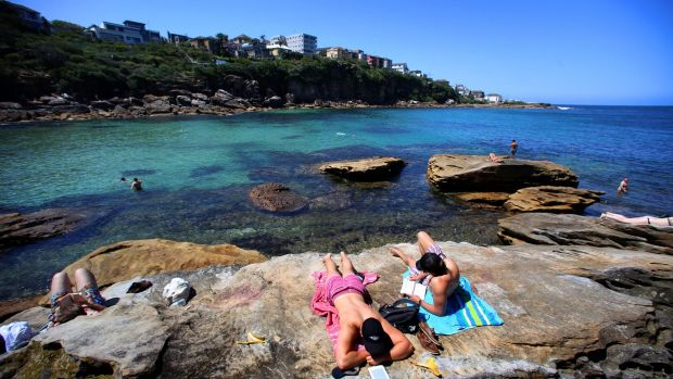 Sunny skies are forecast in Sydney for the Easter long weekend.
