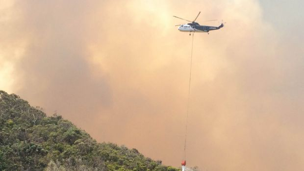 As fires raze hundreds of homes in WA towns such as Yarloop, authorities have encouraged residents to evacuate unless ...