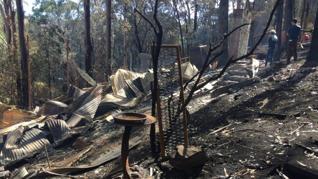 Separation Creek and Wye River were sitting ducks for bushfire.