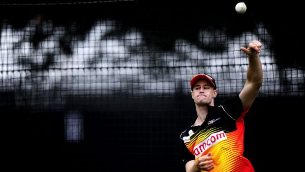 Jason Behrendorff remains in the mix for Australia selection, despite missing out on a spot in the one day squad to face ...