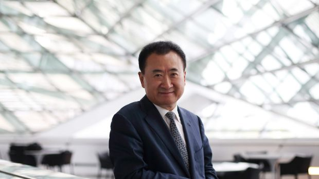 Legendary Entertainment will join Wang Jianlin's growing global entertainment portfolio that already includes AMC ...