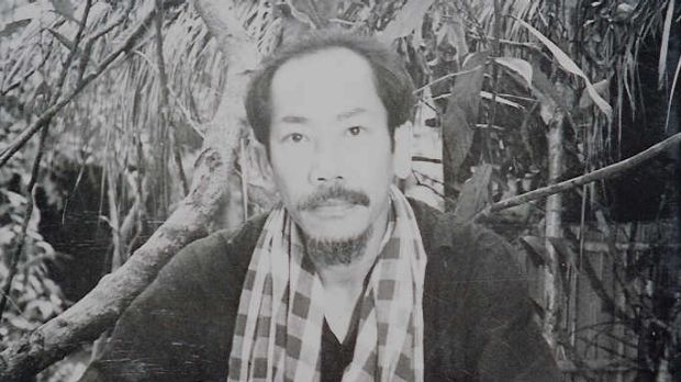 Hoang Co Minh, former leader of the National United Front for the Liberation of Vietnam.