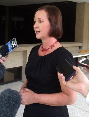 "Queensland Attorney-General Yvette D'Ath says the appointment served ""a cynical political purpose in an election year""."
