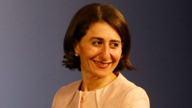"""NSW Treasurer Gladys Berejiklian said the awards """"recognise the government's hard work in delivering on our record ..."""