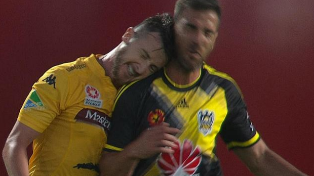 Roy O'Donovan has been cited for this clash with Wellington's Manny Muscat.