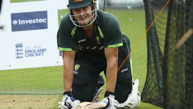 Feeling relaxed: Shane Watson no longers worries about whether he will be selected for Australia or not.