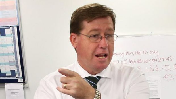 NSW Deputy Premier Troy Grant has ruled out drug testing at festivals.
