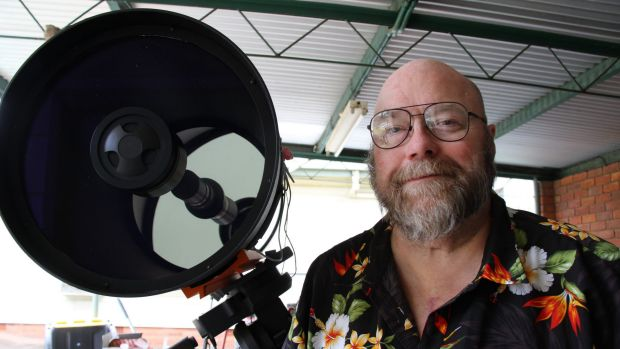 John Power, an amateur astronomer from Wellington, NSW, sold me my first serious telescope about 30 years ago.