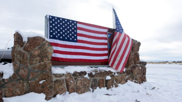 Armed protesters took over the Malheur National Wildlife Refuge on Saturday after participating in a peaceful rally over ...