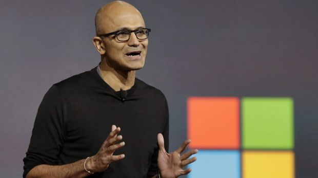 Microsoft CEO Satya Nadella's strategy appears to be paying off for the company.