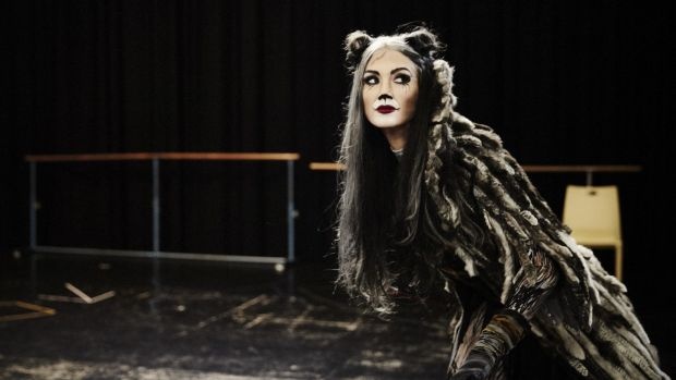 Delta Goodrem may not be the best performer in Cats, but she puts bums on seats.