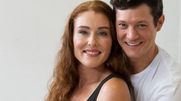 Jemma Rix (Molly) and Rob Mills (Sam) will star in the musical Ghost.