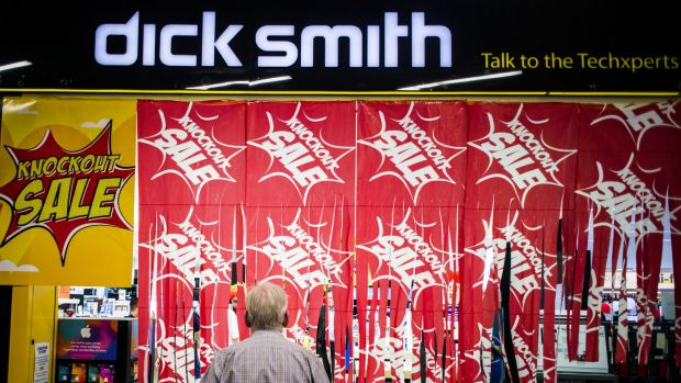 Dick Smith is just one of the high-profile collapses this year.