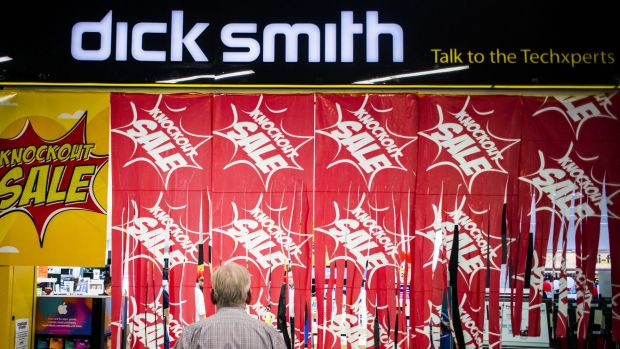 The sale of Dick Smith at bargain basement prices may attract cashed up Asian buyers.