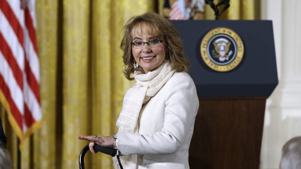 Former Arizona congresswoman Gabrielle Giffords, who survived an assassination attempt, has condemned Trump's remarks.