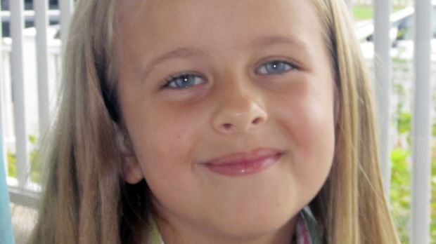 Grace McDonnell one of the victims of the mass shooting at Sandy Hook elementary school in Connecticut in 2012.