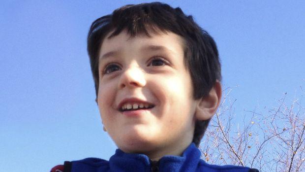 Benjamin Wheeler, shot dead in Sandy Hook school in Connecticut in 2012.