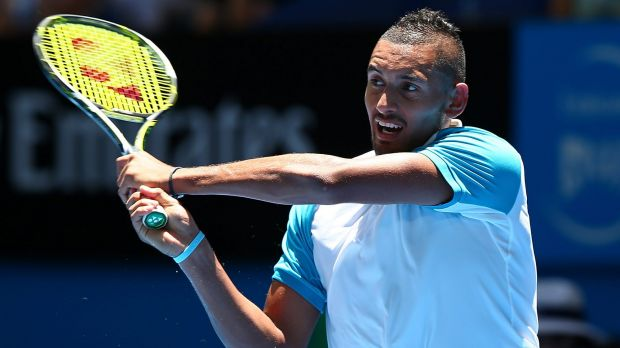 Tennis ACT has a long-term goal of having Canberra star Nick Kyrgios headline a tournament in his home town.