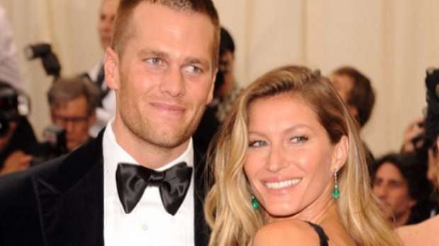 Tom Brady and Giselle Met Gala 2014