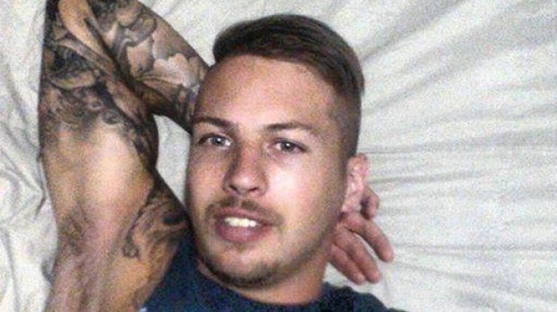 Shaun Rudder, 26, has been charged over the attack in Newcastle.
