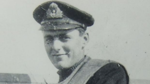 David Balme, who led a boarding party which captured the secrets of Enigma from a German U-boat during the Battle of ...