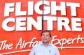 Flight Centre managing director Graham Turner has been busy making acquisitions.
