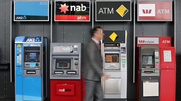 Investors worry about a global banking crisis working its way into the big four banks.