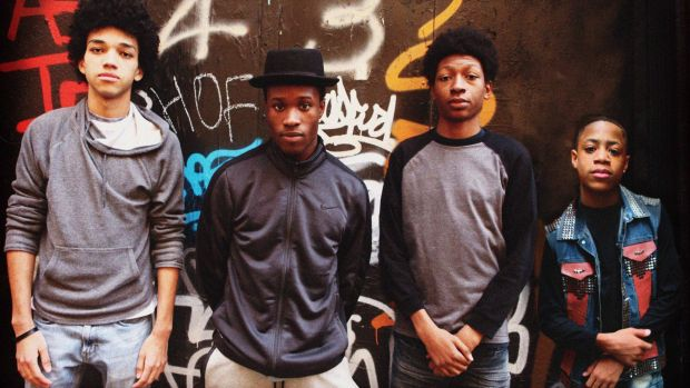 Coming soon to Netflix: Baz Luhrmann's new musical drama, <i>The Get Down</i>.