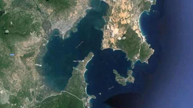 "Cam Ranh Bay has been described as Vietnam's ""ace up its sleeve"" against China's vastly larger and better-equipped navy, ..."